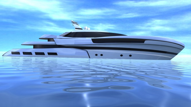 Yachts middle east - IP.YD - 55m SMEW