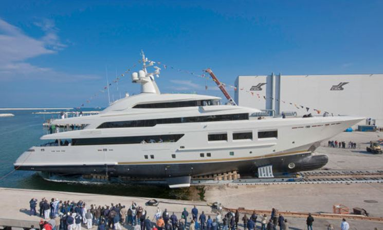 Yachts middle east - CRN - 61 M