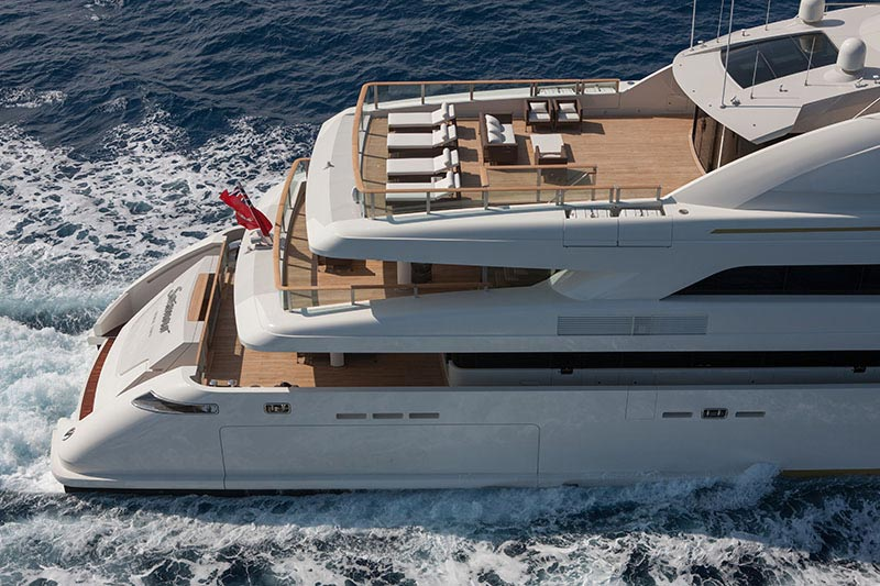 Yachts middle east - CRN - 61 METERS - EXTERIOR - 4