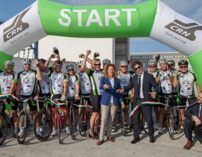 CRN supports Cogs4Cancer, important charity cycle race