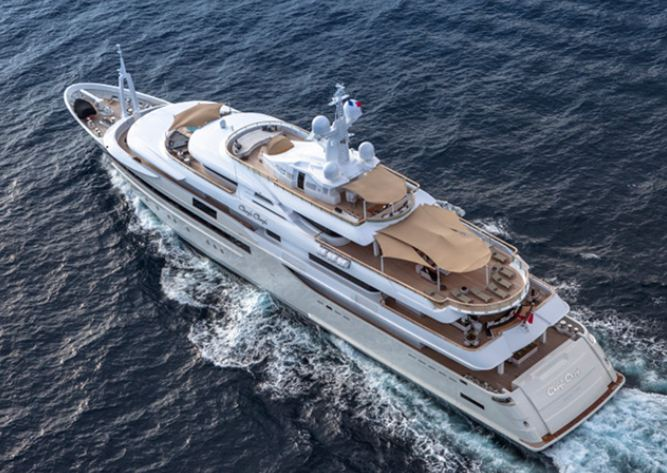 Yachts middle east - CRN - chopi chopi