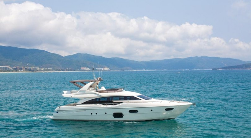 Ferretti Group in the spotlight at the Singapore Yacht Show 2015