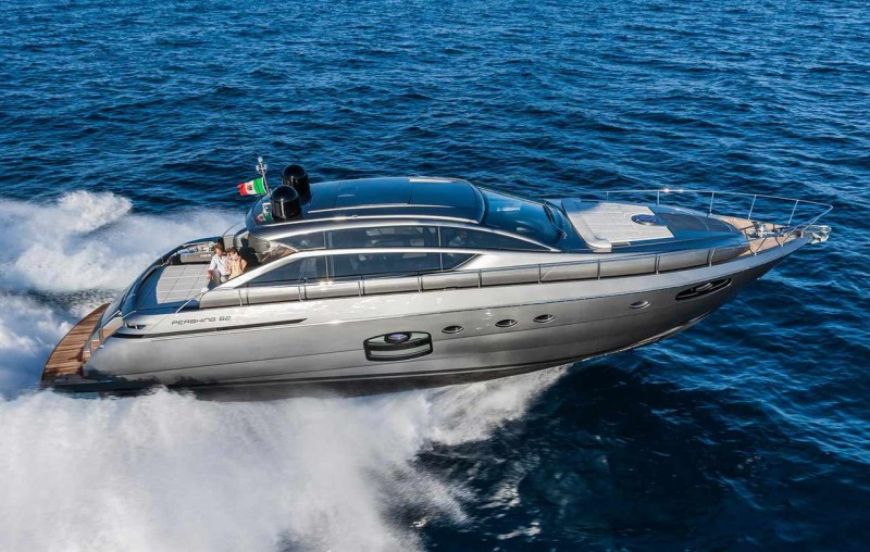 Yachts middle east - Ferretti group - pershing 62
