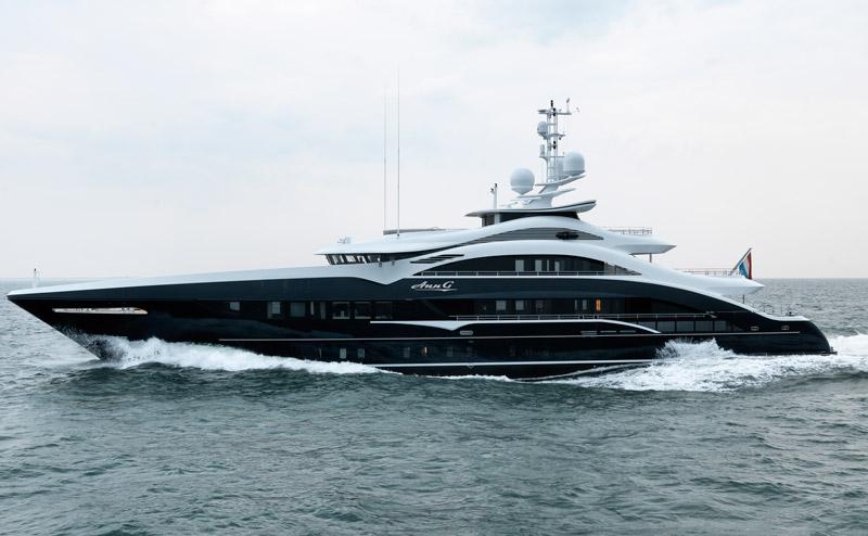 Yachts middle east - heesen - yacht