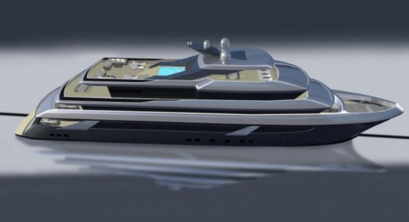 Yachts middle east - IP.YD - SKUA54