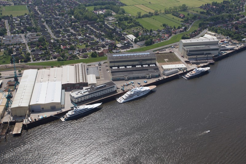 Yachts middle east - Saurer Lurssen Fr Lurssen Werft - yachts