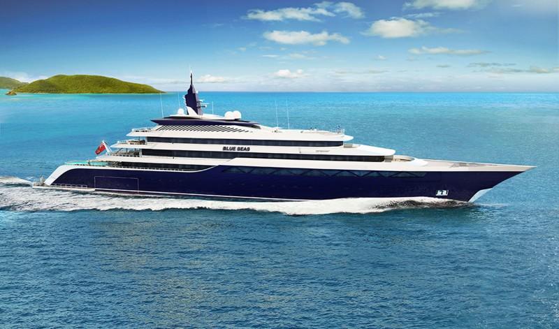 Yachts middle east - Nobiskrug 130 cruising