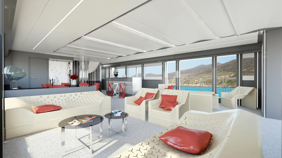 Yachts middle east -WIDER 165 - INTERIOR -1