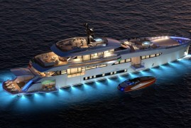 Wider 165' – Italian Yacht Builder's Flagship