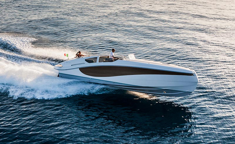 Yachts middle east - WIDER 32 - EXTERIOR - 1