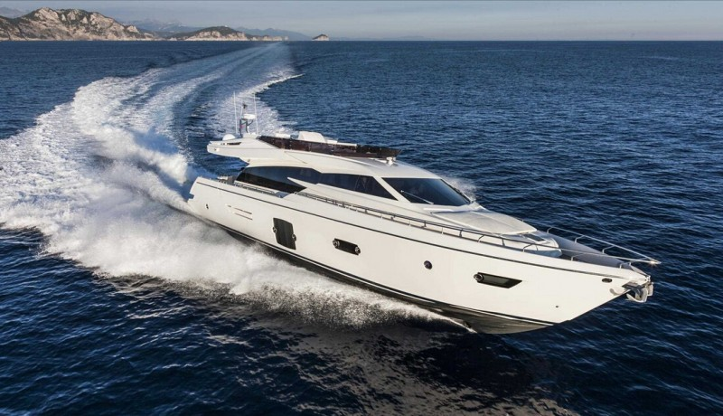 Yachts middle east - Ferretti group - yachts 750