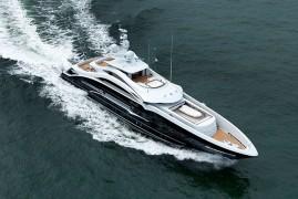 Heesen delivers YN 17350, M/Y Ann G 50m full-custom displacement motoryacht