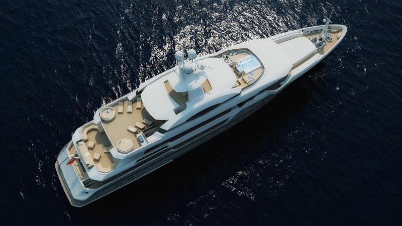 Yachts middle east - Sunrise yacht 68m - 1