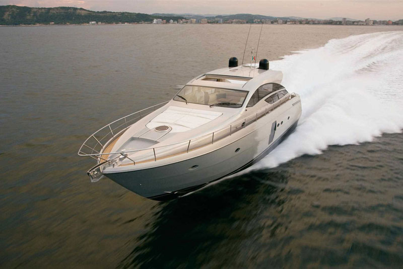 Yachts middle east - pershing 64 - 1