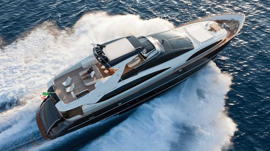 Yachts middle east - Riva - 92' Duchessa - 1
