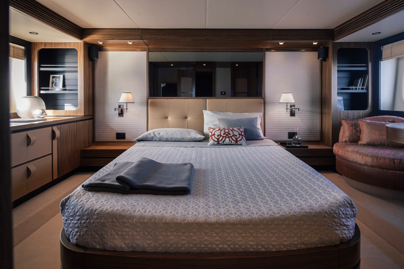 Yachts middle east - Azimut - Magellano 66 - interior