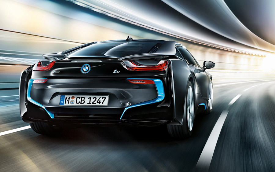 yachts middle east - life style - BMW i8 - 1