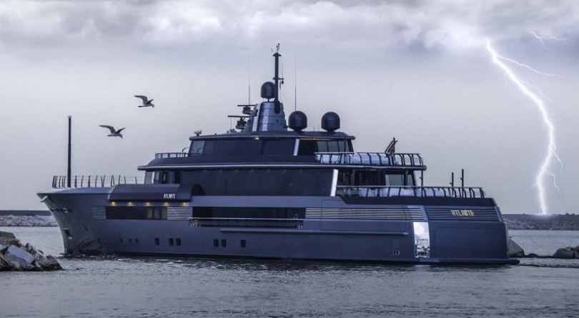 "CRN DELIVERS THE NEW 55 M ""ATLANTE"" AND ""EIGHT"" 46 M, THE FIRST REFIT OF A CRN YACHT"