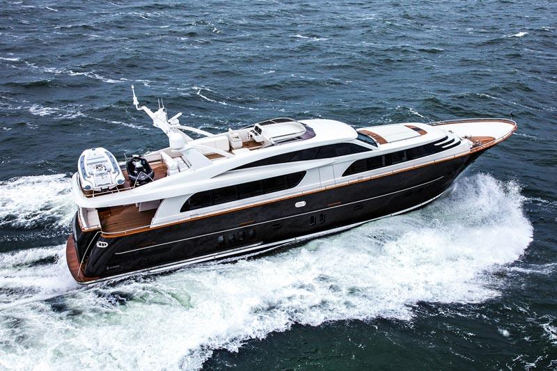 Yachts middle east - wim van der valk - JANGADA - CTHREE - 2500 RPH