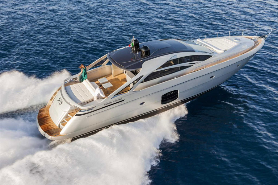 Yachts middle east - pershing 70 - 4