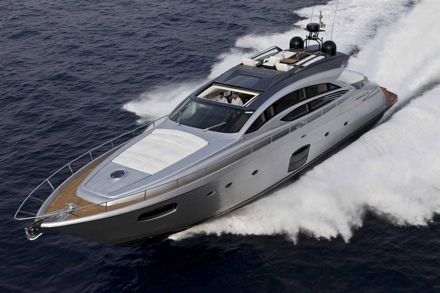 Yachts middle east - pershing 74 - 5