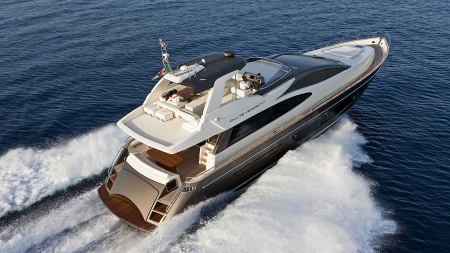 Yachts middle east - Riva - 75' Venere - 2