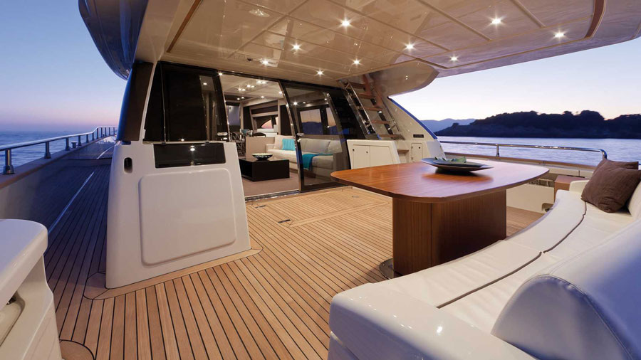 Yachts middle east - Riva - 75' Venere - 3