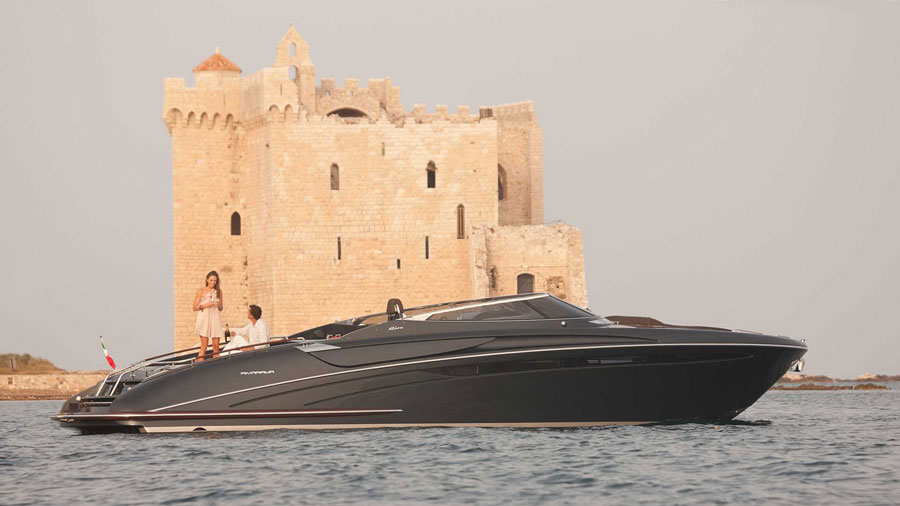 Yachts middle east - Riva - Rivarama Super - 1