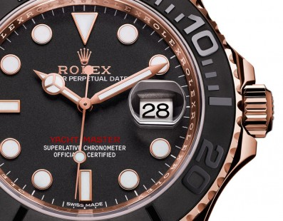 ROLEX: The Oyster Perpetual Yacht-Master