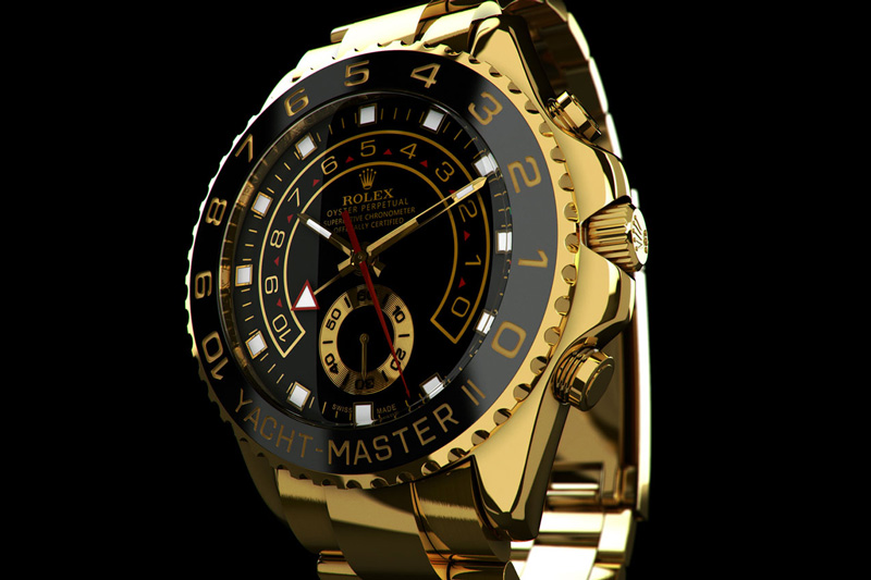 yachts middle east - life style - Rolex - Yacht Master II - 1