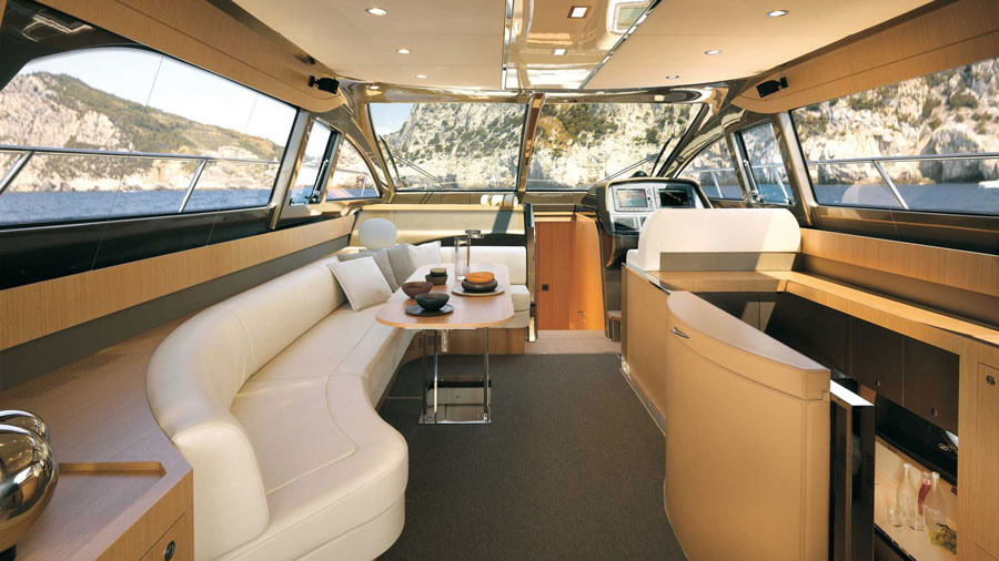 Yachts middle east - Riva - Sportriva 56' - 1