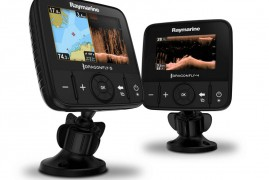 The New Raymarine Dragonfly 4 & 5