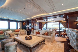 Lürssen presents Ester III at the Monaco Yacht Show 2015
