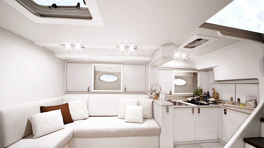 Yachts middle east - ITAMA 45 - Interior - 2
