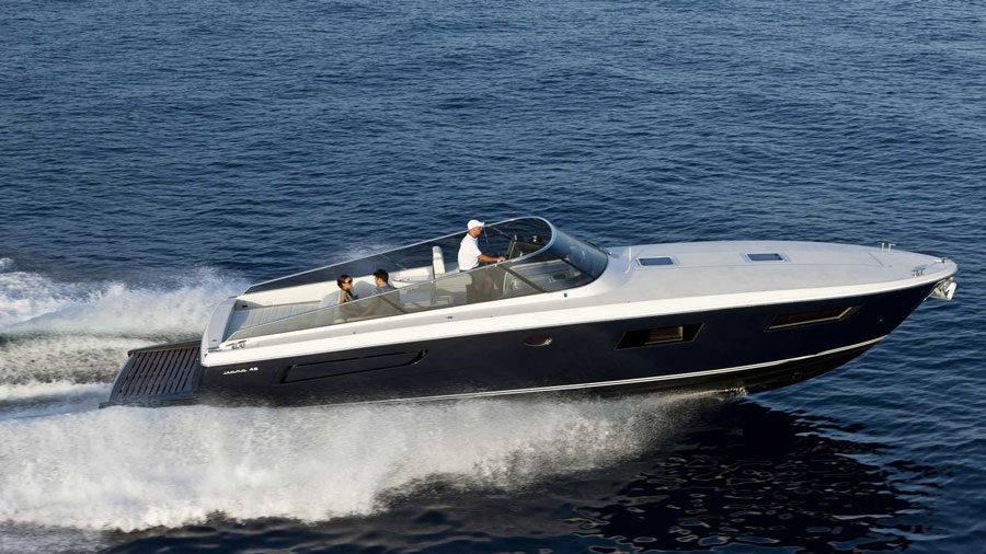 Yachts middle east - ITAMA 45 - 1
