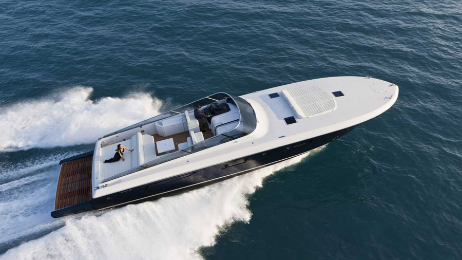 Yachts middle east - ITAMA 62