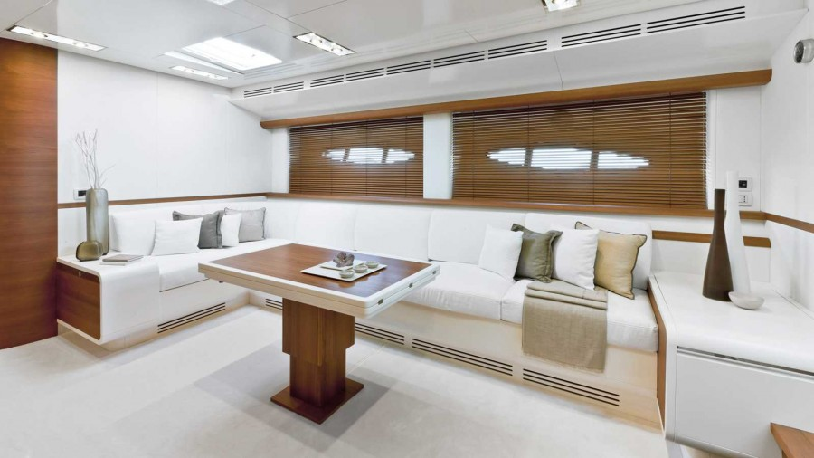 Yachts middle east - ITAMA 75 - inetrior 1
