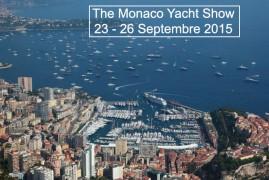 THE MONACO YACHT SHOW 2015