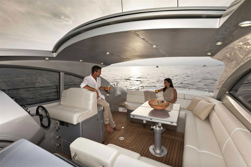 Yachts middle east - pershing 50.1 Mister 105 - 5