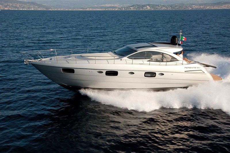 Yachts middle east - pershing 50.1 - Mister 105 - 4