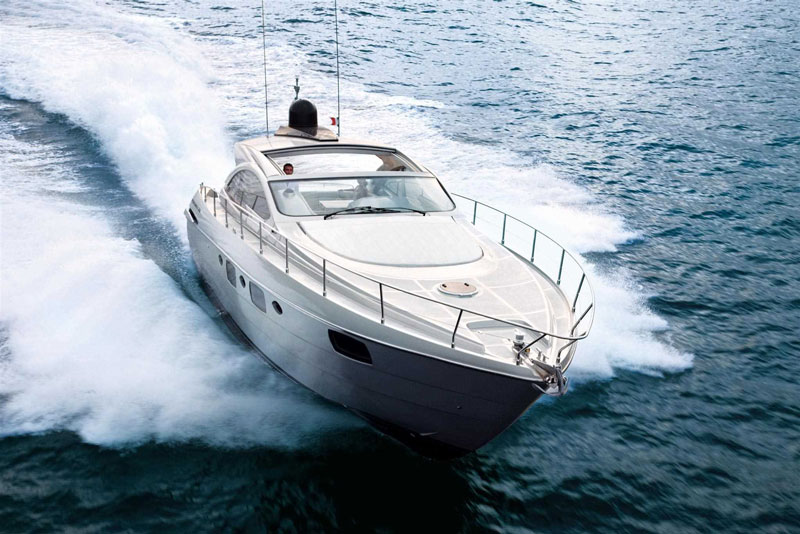 Yachts middle east - pershing 50.1 - Mister 105 - 7