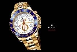 روليكس: The Oyster Perpetual Yacht-Master II