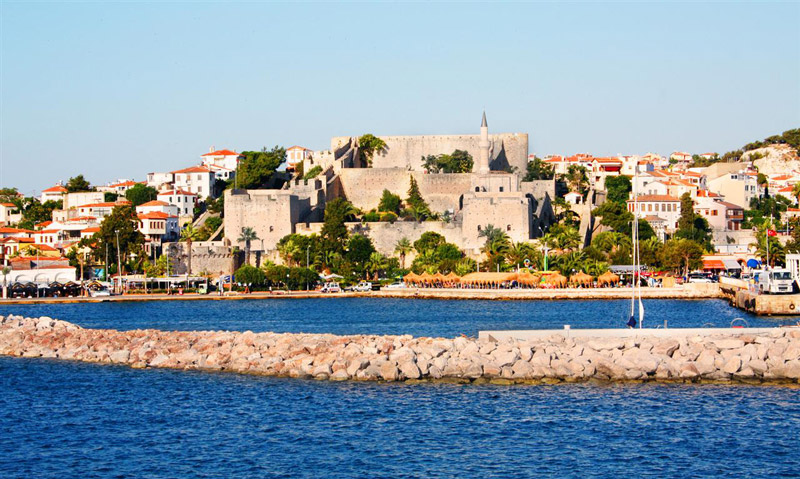 yachts middle east - Destinations - Cesme - Turkey