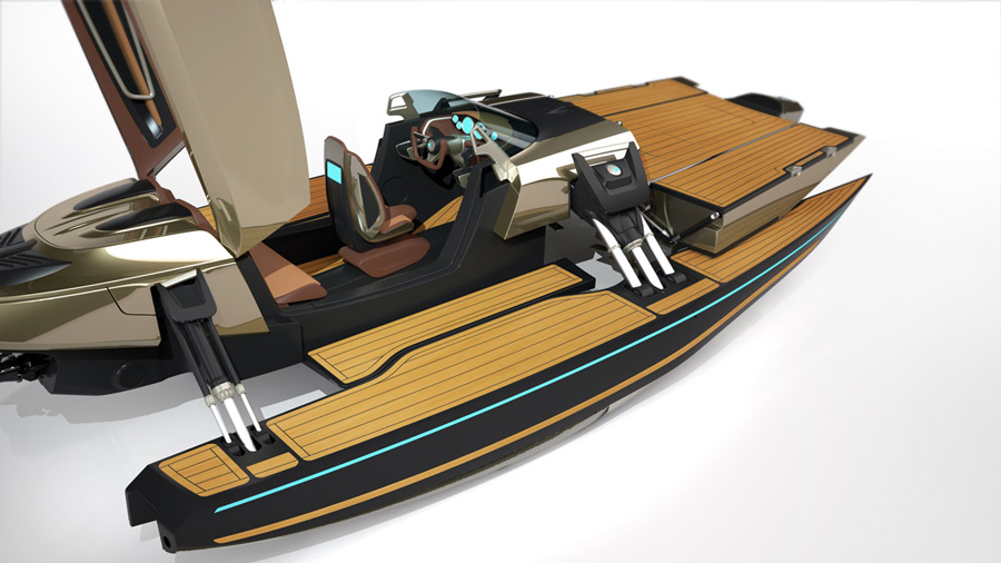 yachts middle east - tech -  Komaran