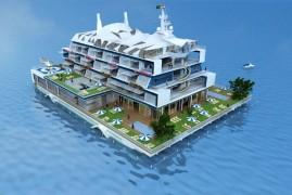 Beirut International Floating Island Presentation