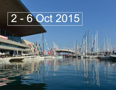 معرض قوارب جنوة لعام 2015