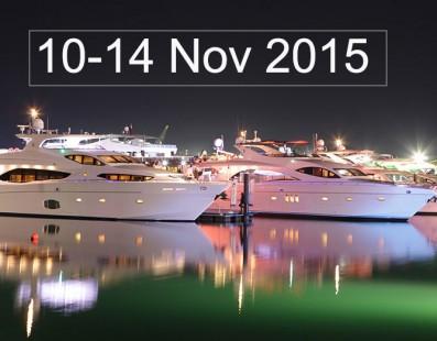 Qatar International Boat Show 2015