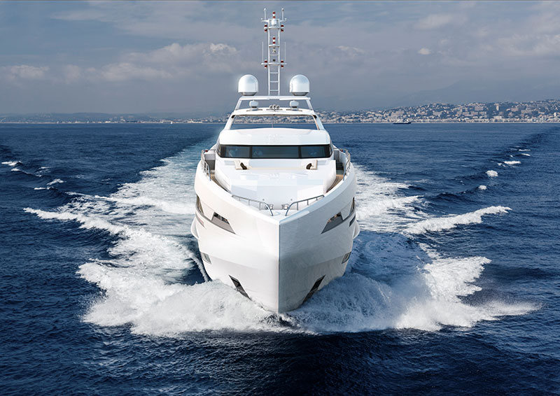 yachts middle east - Heesen Yachts - Amore Mio
