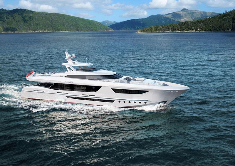 yachts middle east - Heesen Yachts - Nina