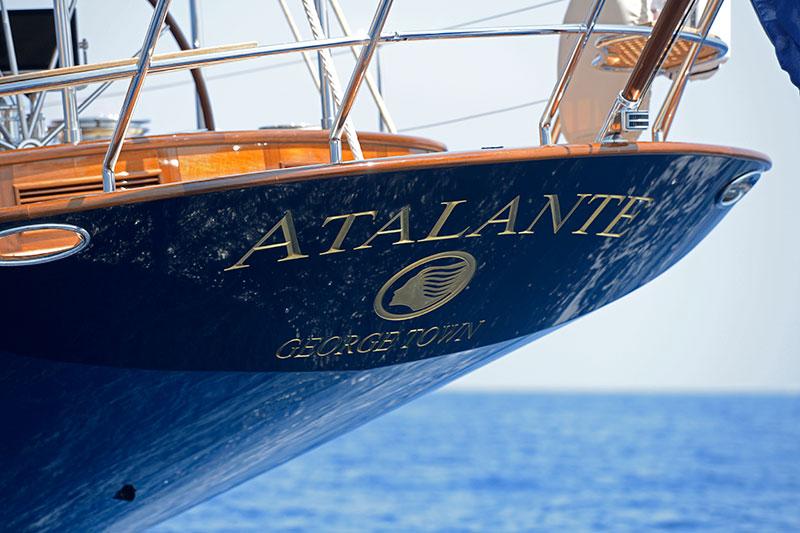 yachts middle east - Claasen Shipyard - Atalante